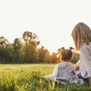 Cancer survivors give parenting advice