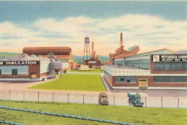 Pittsburgh Corning establishes asbestos trust fund