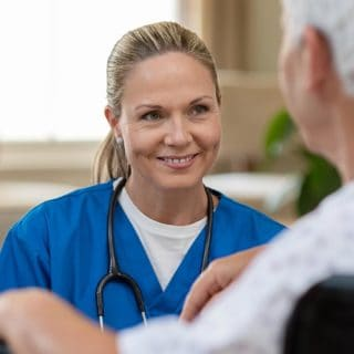 Comprehensive support for mesothelioma patients