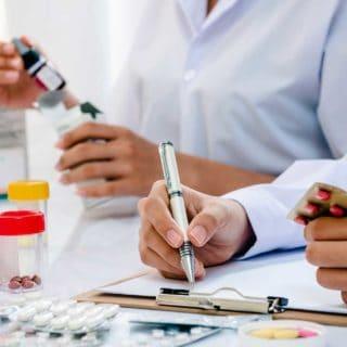 Lab technicians develop orphan drugs