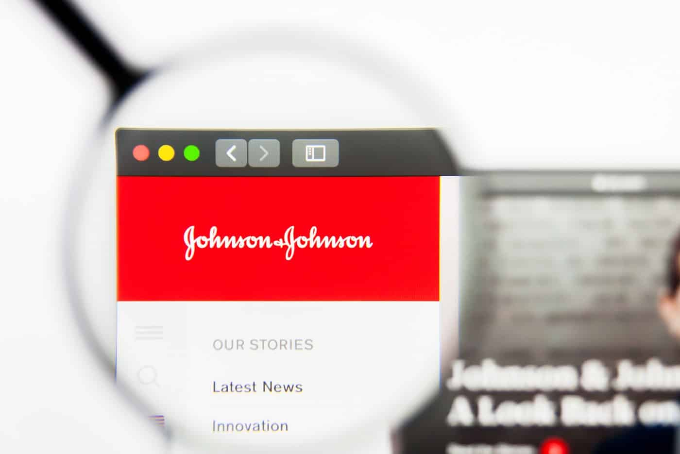 Johnson & Johnson Loses Asbestos Talc Lawsuit