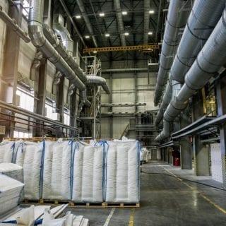 Asbestos in the Chlorine Industry