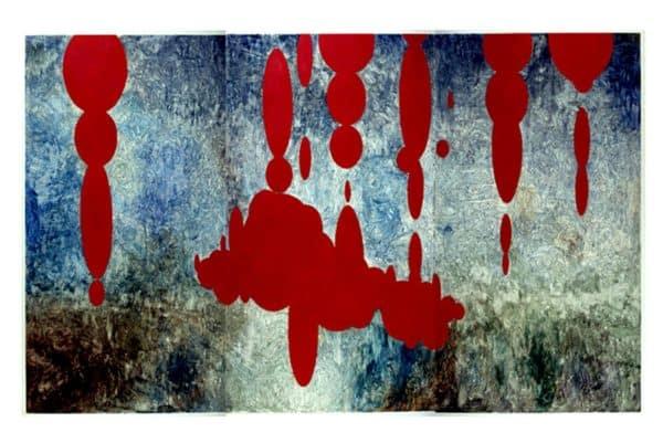 Art by mesothelioma victim Nicholas Hondrogen