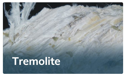 Tremolite Asbestos Appearance