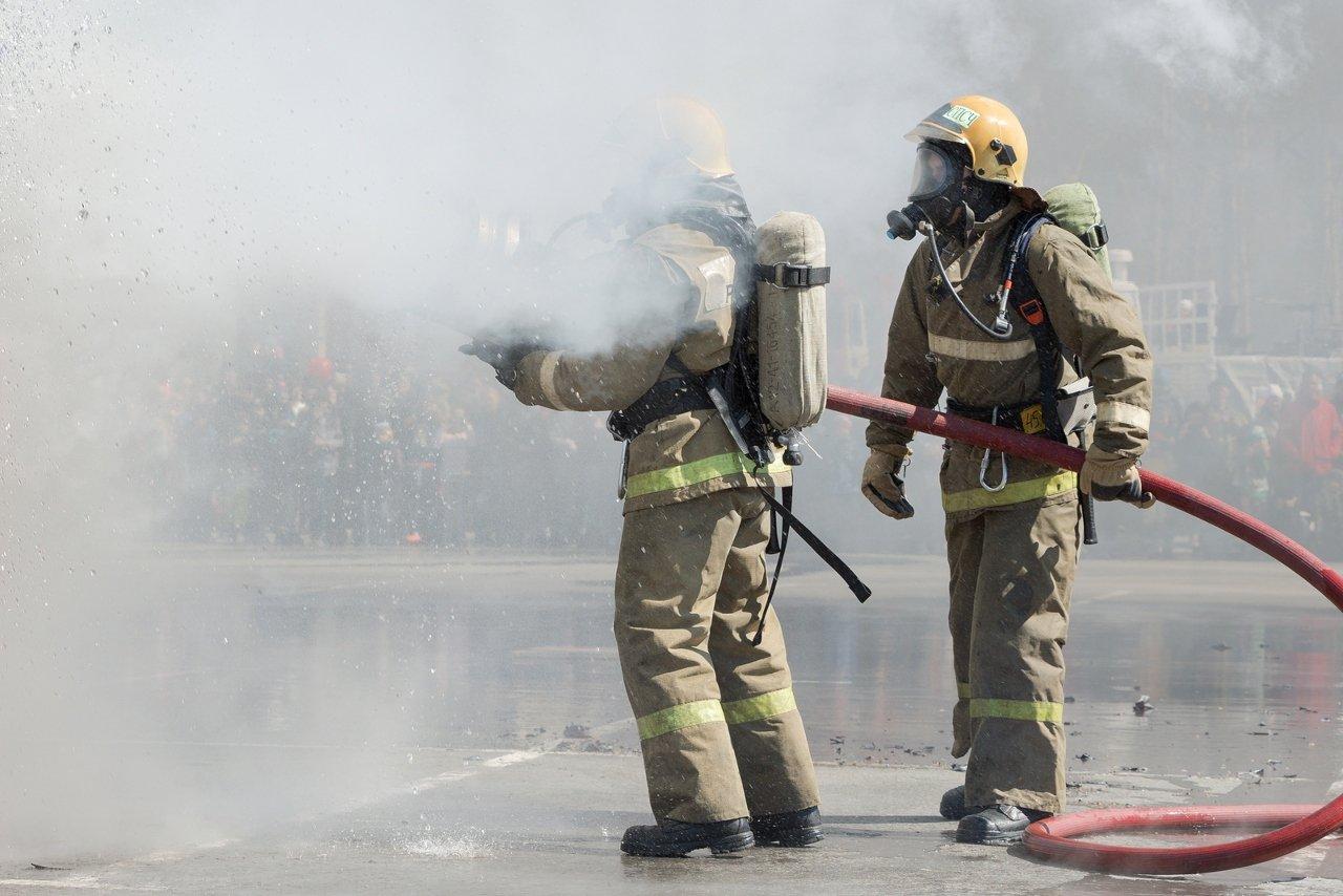 Asbestos Dangers In Texas Warehouse Fire